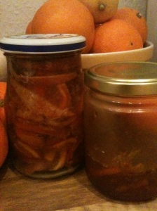 Citrus and Lavender Marmalade